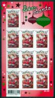 Australia 2010 Xmas Santa Sheetlet MUH Lot34533 - Mint Stamps