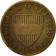 Monnaie, Autriche, 50 Groschen, 1959, TB+, Aluminum-Bronze, KM:2885 - Autriche