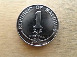 Maldives  1  Rufiyaa  2007  Km 73.b Neuve - Maldivas