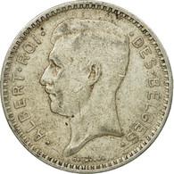 Monnaie, Belgique, 20 Francs, 20 Frank, 1934, TB+, Argent, KM:103.1 - 1909-1934: Albert I