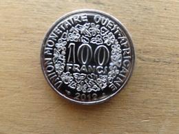 West Africa  100  Francs  2012  Km 4 Neuve - Autres – Afrique