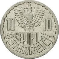 Monnaie, Autriche, 10 Groschen, 1989, Vienna, TTB, Aluminium, KM:2878 - Autriche