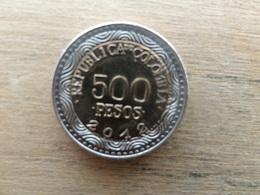 Colombie  500  Pesos  2012  Km 298  Neuve - Colombie