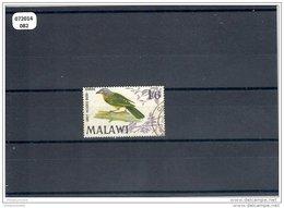 MALAWI 1968 - YT N° 99 OBLITERE TTB - Malawi (1964-...)