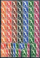 Série De Londres     Timbres  **   13 Pays - 71 Valeurs - France (ex-colonies & Protectorats)