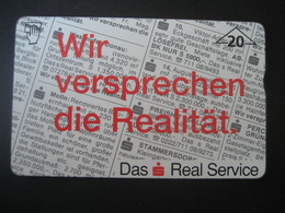 """TK Österreich- """"Real Service"""" F141 Gebraucht - Austria"""