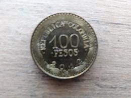 Colombie  100  Pesos  2012  Km 285.2  Neuve - Colombie