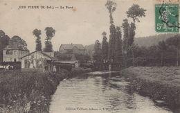 Les Vieux : Le Pont - Frankreich
