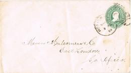 30020. Entero Postal 1 Cto. BOSTON (Mass) 1899, Franklin. - 1847-99 Emisiones Generales