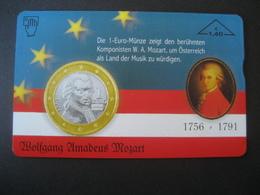 """TK Österreich- """"W. A. Mozart"""" F594 Gebraucht - Austria"""