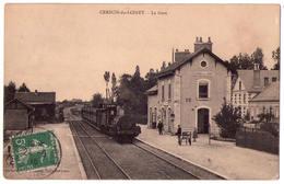 2653 -   Cerdon Du Loiret - La Gare - - Francia