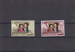 Anguilla Nº 134 Al 135 - Anguilla (1968-...)