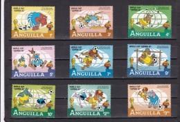 Anguilla Nº 456 Al 464 - Anguilla (1968-...)