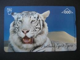 "TK Österreich- DA-Serie ""Panthera Tigris Tigris"" DA1 Demokarte - Austria"