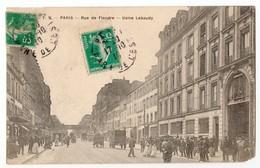 """"""" PARIS - Rue De FLANDRE ( XIXème ) - Usine LEBAUDY ( Sucre , Raffinerie )"""" - Frankreich"""