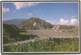 V2621 Mexico - Ruinas Arqueologicas Teotihuacan / Viaggiata - Messico