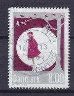 Denmark 2013 Mi. 1759 C    8.00 Kr Winter Stamp (From Booklet) - Dänemark