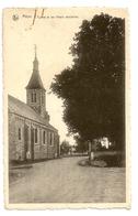 MEAN  L'Eglise Et Les Tilleuls Séculaire. Oblitération Wandre 1932. - Havelange