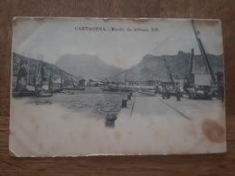 Cartagena - Muelle De Alfonso XII - Murcia