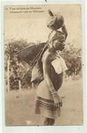Congo - Inheemsche Type Mayumbe - (2 Scans ) - Congo Belga - Otros