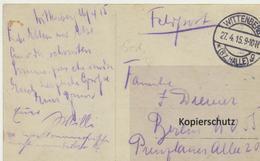 AK Wittenberg, Soldaten Im Sonnenschein - Wittenberg