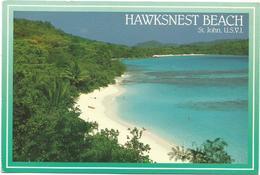 V2627 Virgin Islands - Hawksnest Beach & Bay - St. John / Non Viaggiata - Isole Vergini Americane