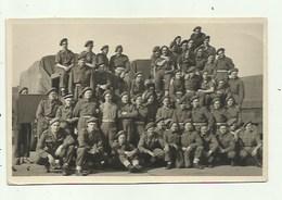Militairen - België - Fotokaart - Regimenten
