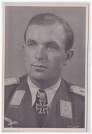 Dt- Reich (001036) Propagandakarte Ritterkreuzträger Major Ihlefeld, Foto Hoffmannkarte, Ungebraucht - Deutschland