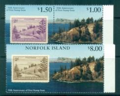 Norfolk Is 1997 50th Stamp Anniv MUH Lot80574 - Norfolk Island
