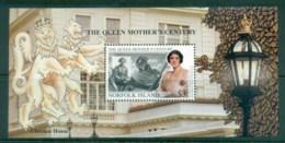 Norfolk Is 1999 Queen Mothers Century MS MUH Lot80545 - Norfolk Island