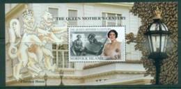 Norfolk Is 1999 Queen Mother's Century, Royalty MS MUH - Norfolk Island