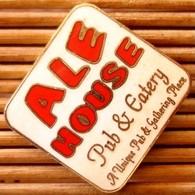 """Joli Pin's Pub """"Ale House"""", émail Grand Feu, Belle Qualité, Pins Pin. - Beverages"""