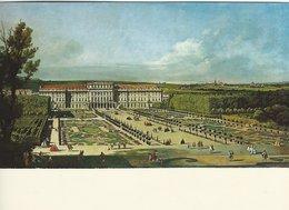 Painting - Bernardo Belotto : Schönbrun Wien. Austria   B-3204 - Paintings