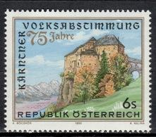 A+ Österreich 1995 Mi 2172 Mnh Volksabstimmung Kärnten - 1945-.... 2nd Republic