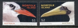 Norfolk Is 2016 Seabirds MUH - Norfolk Island