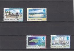 Virgenes Nº 795 Al 798 - British Virgin Islands