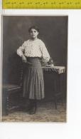 1917 Ritratto Di Giovane  Fotografia Corso Casale Torino FP V See 2 Scans - Ritratti