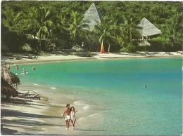 V2643 British Virgin Islands - Virgin Gorda - Little Dix Bay - A Rockresort / Non Viaggiata - Isole Vergine Britanniche