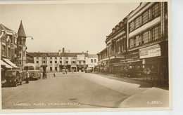 ROYAUME UNI - STOKE ON TRENT - Campbell Place - Stoke-on-Trent