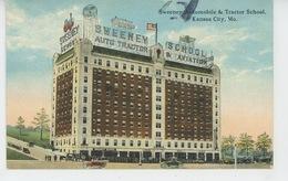 U.S.A. - MISSOURI - KANSAS CITY - Sweeney Automobile & Tractor School - Kansas City – Missouri