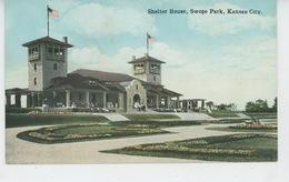 U.S.A. - MISSOURI - KANSAS CITY - Shelter House, Swope Park - Kansas City – Missouri