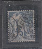 1893  COLONIES  FRANCAISES   TAHITI  YT N° 12    TRES BEAU  COTE 55 € - Oblitérés