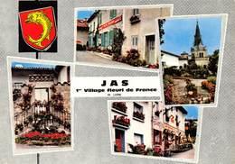 CPSM 42 JAS MULTI VUES   Grand Format 15 X 10,5 Cm - France