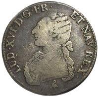Ref. 1715-1954 - COI FRANCE . 1784. FRANCE LOUIS XVI 1784 ECU - 476-1789 Period: Feudal