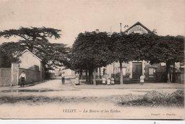 Velizy - La Mairie Et Les écoles - - Velizy