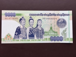 LAOS P39 100 KIP 2008 UNC - Laos