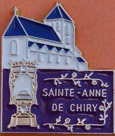 FF   217....ECUSSON.............SAINTE ANNE DE CHIRY...........département De L'Oise En Région Hauts-de-France. - Villes