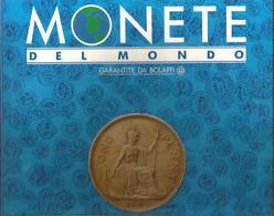 Monete Del Mondo, Il Pallino Della Numismatica, Guida Al Collezionismo, 80 Schede A Cura Di Mario Traina. - Livres & Logiciels