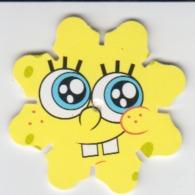 Figurines, Plastic Material, Spongebob Squarepants 2017 Vlacom International, 44/44 Mm - Figurines