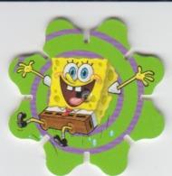 Figurines, Plastic Material, Spongebob Squarepants 2017 Vlacom International, 44/44 Mm - Non Classés